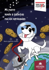 Mi Perro huele a galletas recién horneadas