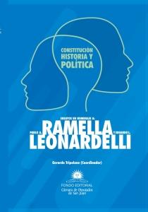 Constitución, historia y política: Ensayos en homenaje a Pablo A. Ramella y Eduardo L. Leonardelli