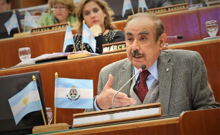 San Juan: Falleció el diputado Pedro Mallea