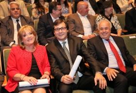 Acto de proclamación y entrega de diplomas a senadores y diputados nacionales electos por la provincia de San Juan.