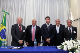 Apertura de la Primera Reunión anual del Consejo Directivo del Secretariado Permanente de Tribunales de Cuentas.
