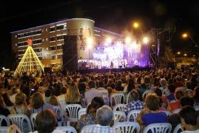 Foto de archivo del Concierto Navideño año 2016