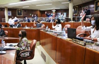 Día histórico: San Juan ya cuenta con la Ley de Paridad de Géneros