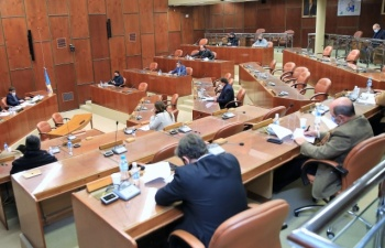 Labor Parlamentaria definió el temario de la Sexta Sesión del período ordinario
