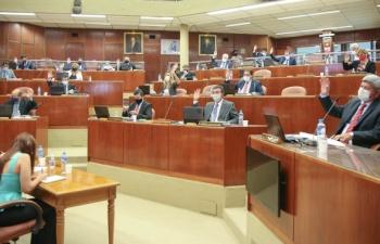 Prorrogaron el Periodo Ordinario de sesiones legislativas