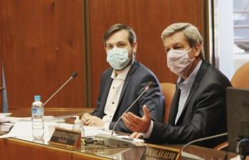 Labor Parlamentaria: fijaron los temas de la Decimoquinta sesión