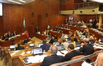 Es Ley el Presupuesto provincial para el Ejercicio 2020